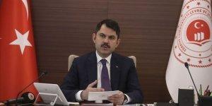 Bakan Kurum açıkladı: Bir yıl içinde teslim edilecek