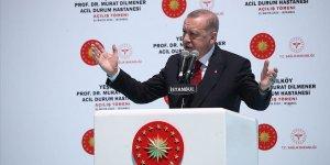 Yeşilköy Prof. Dr. Murat Dilmener Acil Durum Hastanesi hizmete açıldı