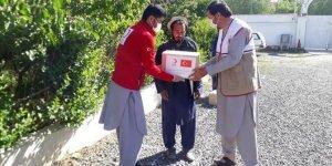 Türk Kızılaydan Afganistan'a hijyen seti desteği