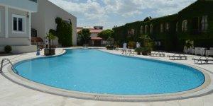 Afyonkarahisar'da güvenli turizm sertifikalı ilk termal otel yarın açılıyor