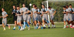 Trabzonspor'un Galatasaray maçı kamp kadrosu belli oldu