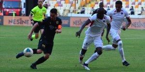 Malatya'da gol sesi çıkmadı