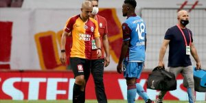 Feghouli Trabzonspor mağlubiyetini üstlendi