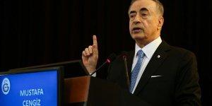 Galatasaray Kulübü Yönetim Kurulu, Mustafa Cengiz başkanlığında toplandı