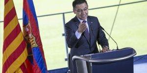 Josep Maria Bartomeu: Messi'nin jübilesini Barcelona'da görüyorum