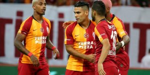 Galatasaray'ın Alanyaspor maçı kamp kadrosunda Falcao ve Lemina yer almadı