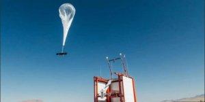 Kenya'da internet balonları kullanıma sunuldu
