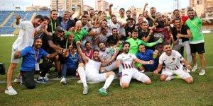 Şampiyon Hatayspor Süper Lig'de