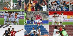 Süper Lig'de 32. hafta, yapılan 5 maçla sona erdi