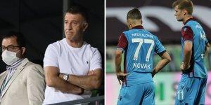 Trabzonspor'da 16 maçlık seri bitti