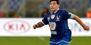 Maradona, dijital film ve dizi platformu Netflix'e dava açıyor