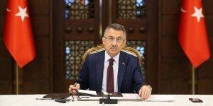 Cumhurbaşkanı Yardımcısı Oktay'dan 'Mavi Vatan' mesajı