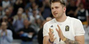 Mavericksli Luka Doncic NBA tarihine geçti
