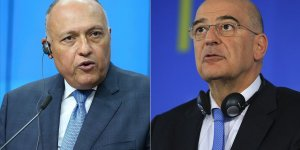 Mısır ile Yunanistan 'deniz yetki alanlarını sınırlandırma anlaşmasını' imzaladı