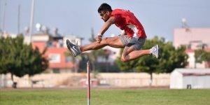 Milli atlet Sinan Ören'den yeni rekor