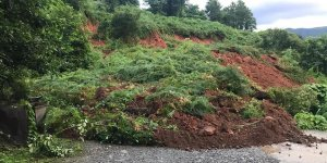 Trabzon'da şiddetli yağış can aldı
