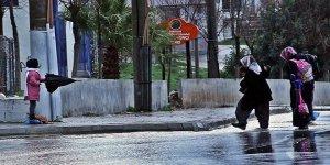 Mersin'de eğitime 1 gün ara verildi