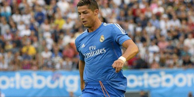 Ronaldo'dan inanılmaz gol!