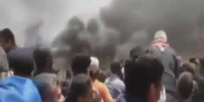 İsrail askerleri Filistinli Müslümanları katlediyor