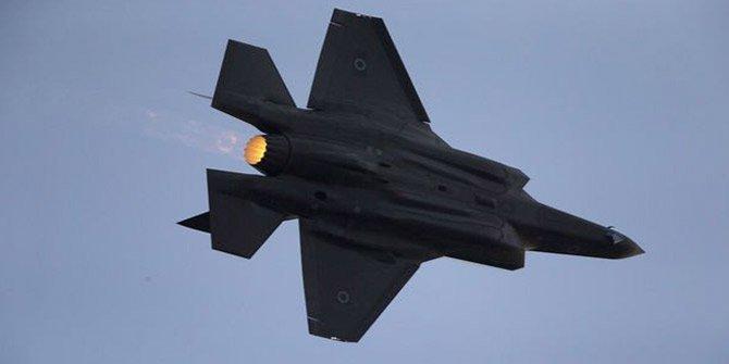 Türk bayraklı ilk F-35 havalandı!