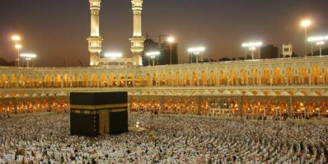 Kabe'de edilecek en güzel dua