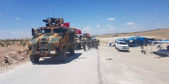 Türk askeri Menbiç'e girdi! TSK'dan açıklama