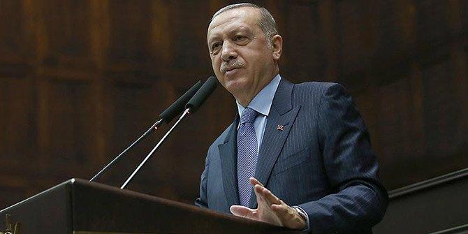 Erdoğan: Türkiye yeni bir döneme adım atıyor