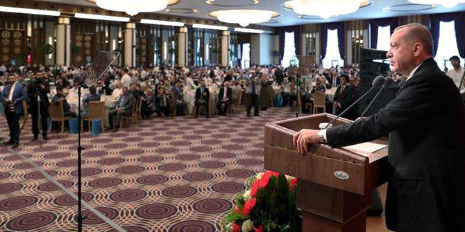 Başkan Erdoğan: 15 Temmuz'u unutturmayacağız, unutmayacağız