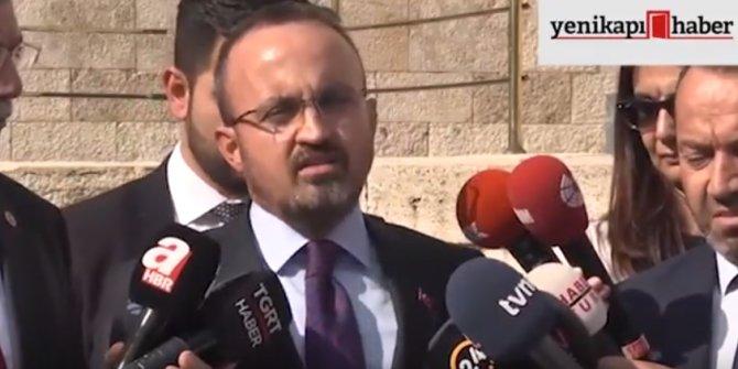 "AK Parti'den ""Bedelli askerlik"" açıklaması"