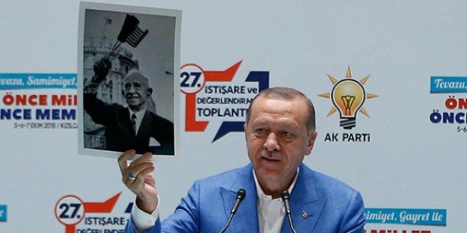 Başkan Erdoğan: İşte CHP'nin geçmişi bu