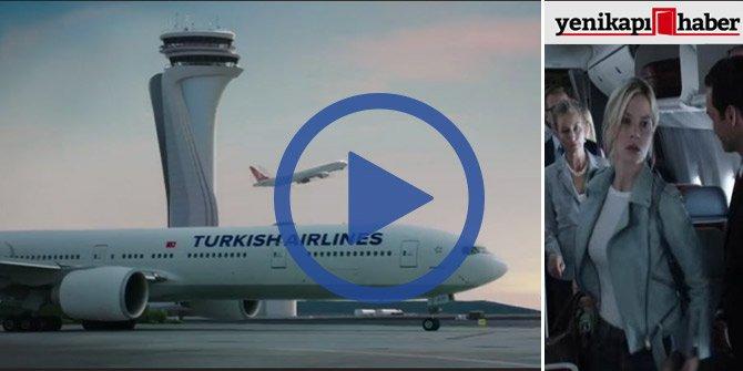 """İşte THY'nin yeni reklam filmi: """"Yolculuk"""""""