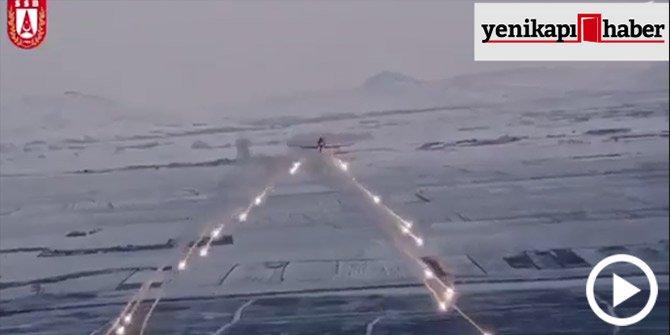 HÜRKUŞ-C hız kesmiyor: Hedefleri 12'den vurdu