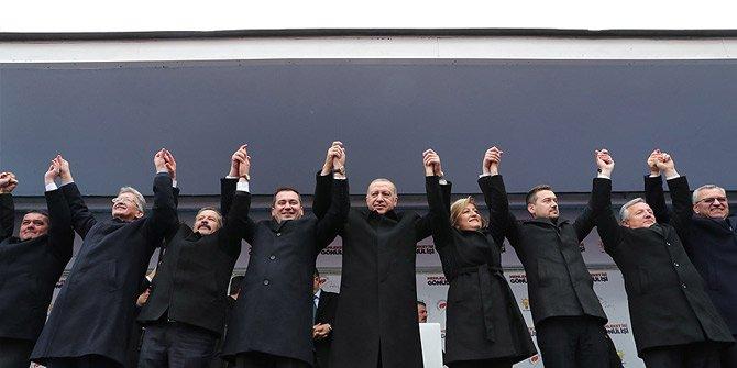 Başkan Erdoğan: 3 milyar metreküp rezerve sahip yeni gaz sahaları keşfettik