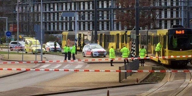 Hollanda saldırganının görüntüleri paylaşıldı!