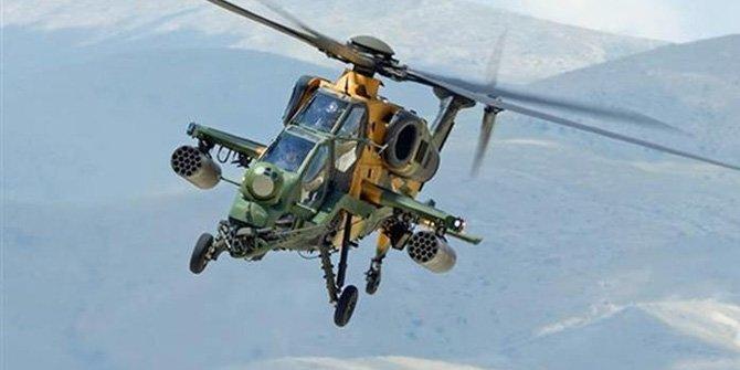 T129 Atak helikopteri Brezilya'da şov yaptı