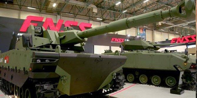 Yerli tank Kaplan ilk siparişi aldı