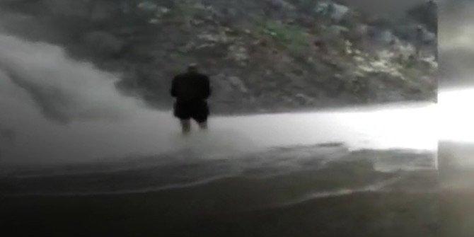 20 yıldır akmayan su akmaya başladı