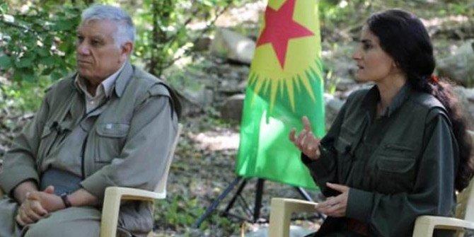 PKK elebaşı Hozat, İstanbul'da kimi destekleyeceklerini açıkladı