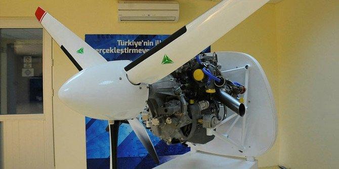 Türkiye yerli İHA motorunun seri üretimine başlıyor!