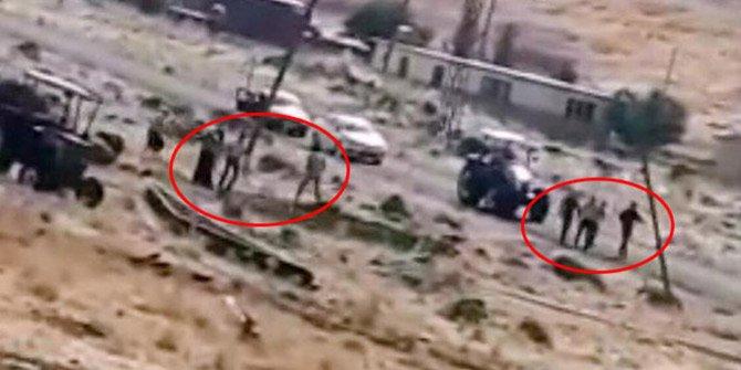 Şanlıurfa'da 4 kişinin öldüğü çatışma anı ortaya çıktı!
