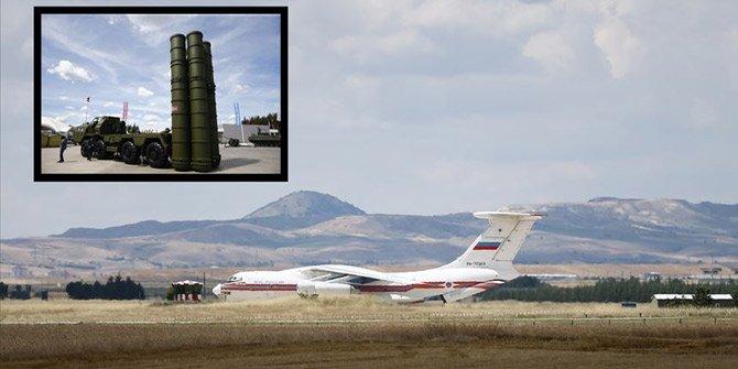 S-400'ler Türkiye'de