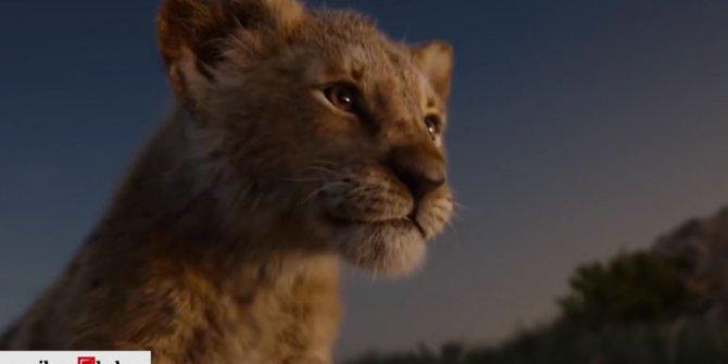 Aslan Kral / The Lion King Fragmanı