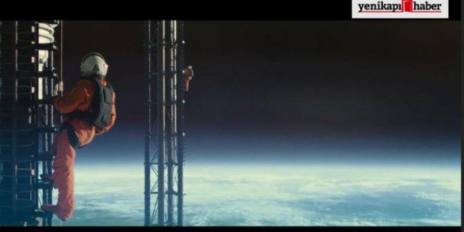Brad Pitt'in yeni filmi Ad Astra'dan (Yıldızlara Doğru) yeni fragman