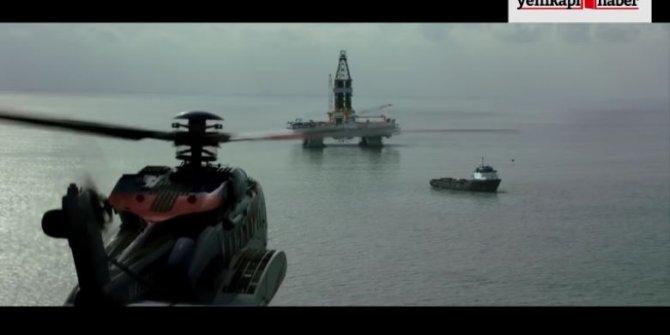 Deepwater Horizon: Büyük Felaket  Fragmanı