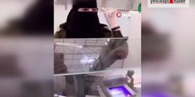 Suudi memurdan Türk hacı adaylarına büyük jest