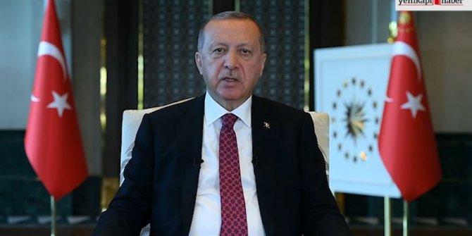 Cumhurbaşkanı Erdoğan: Ağustosta zaferler halkasına bir yenisini ekleyeceğiz