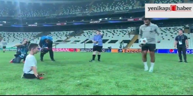 Bir futbolcudan daha fazlası... 'Mohamed Salah'