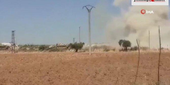 Savaş uçakları TSK konvoyunun güzergahını vurdu!