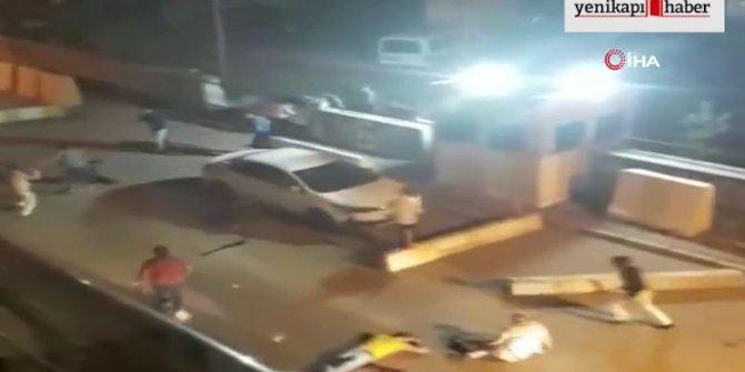 Silahlı kavga: 2 ölü, 6 yaralı (Bir anda geldiler)