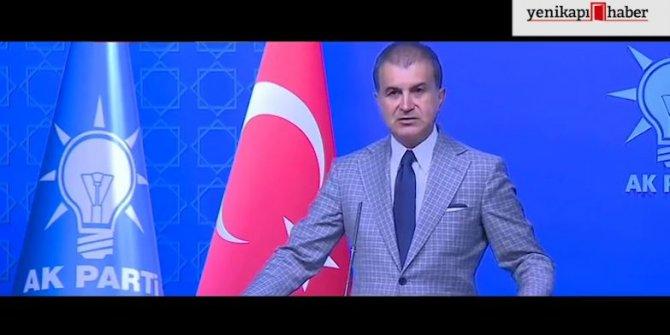 AK Partili Çelik'ten Emine Bulut açıklaması!